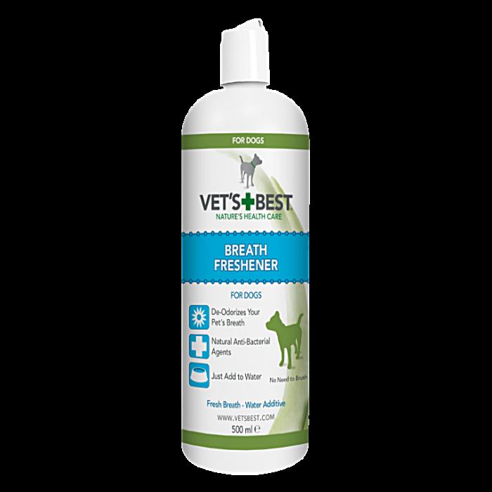 Vet's Best Breath Freshener for Dogs 500 ml