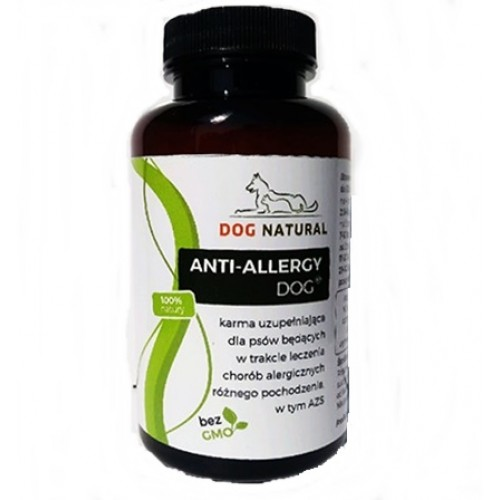 Dog Natural Anti-Allergy Dog 72