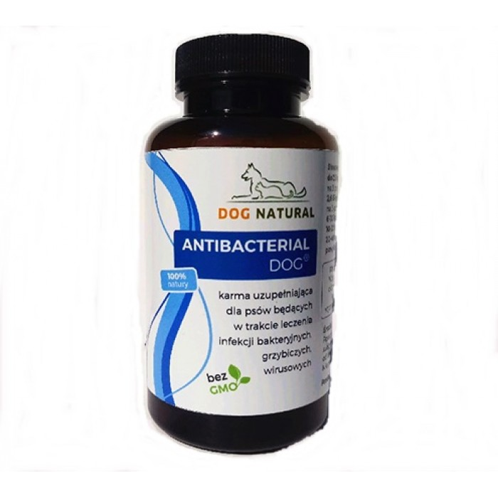 Dog Natural Antibacterial Dog 72