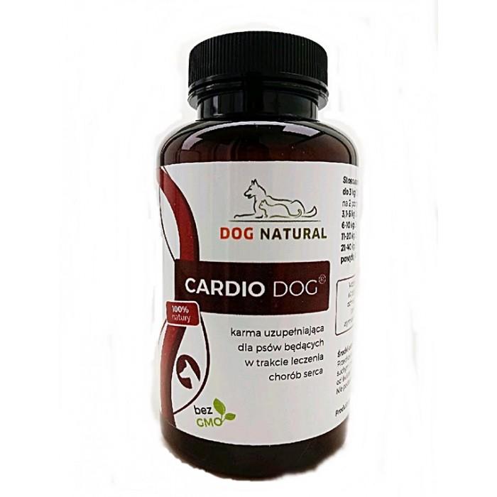 Maisto papildas širdžiai Dog Natural Cardio Dog 72