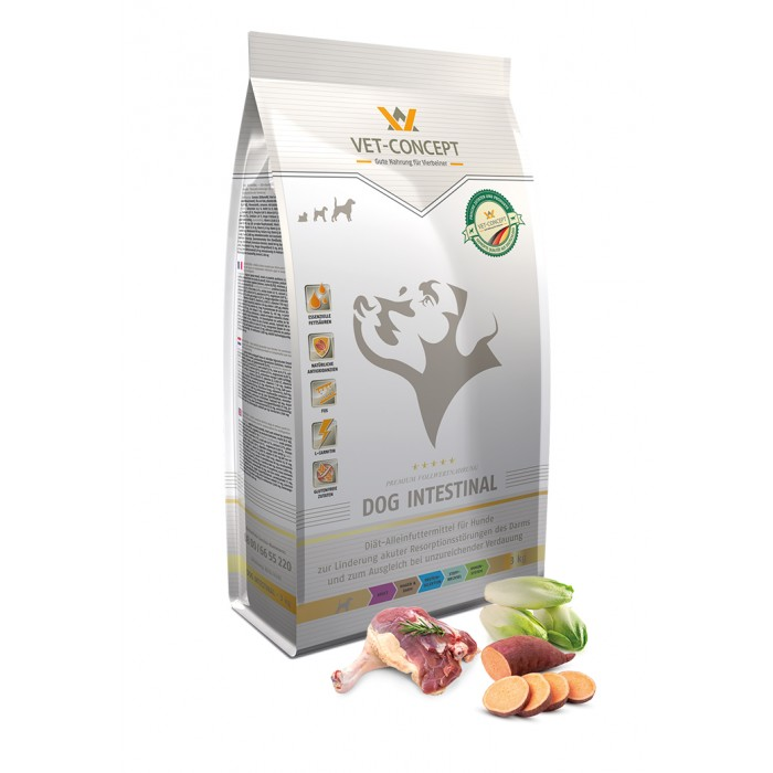 Vet - Concept Dog Intestinal 10kg