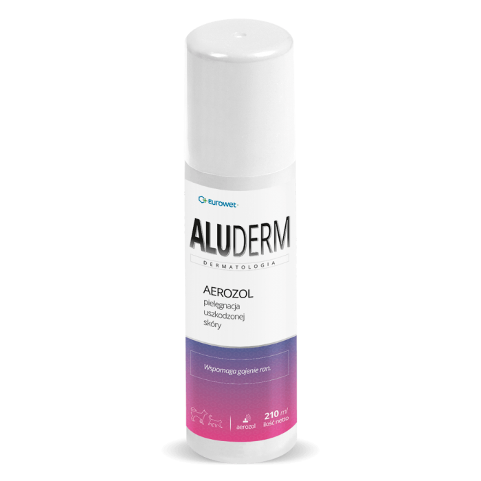 Odos priežiūros aerozolis Alu-Derm 210 ml