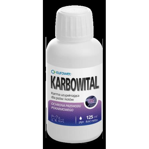 Maisto papildas skrandžiui ir žarnynui Karbowital 125 ml