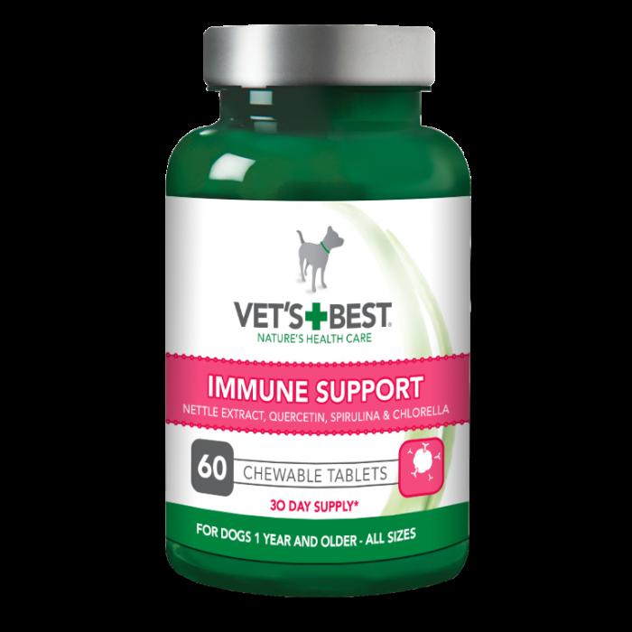 Vet's Best Immune Support 60 (kepenims ir imuninei sistemai)