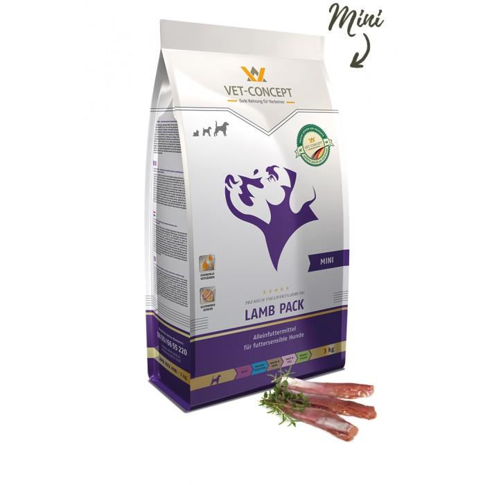 Vet - Concept Lamb Pack Mini 3 kg