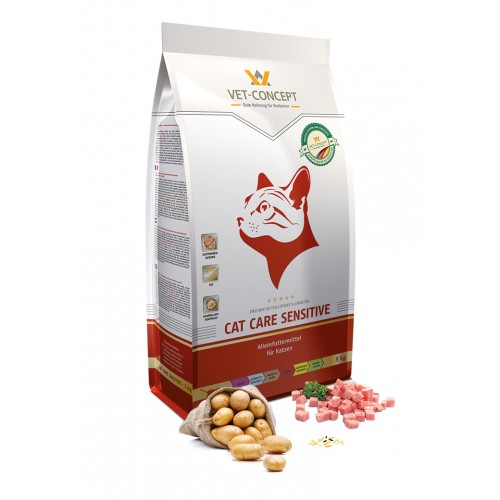 Vet - Concept Cat Care Sensitive 1,5 kg