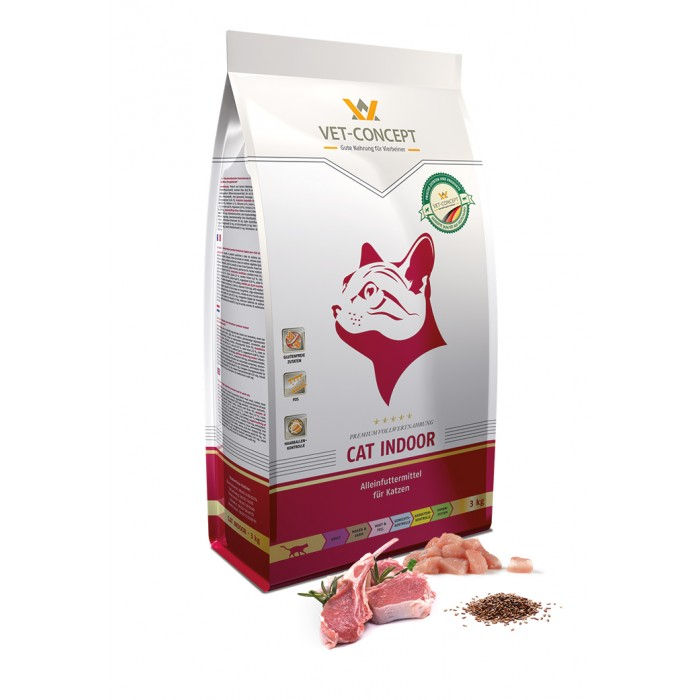 Vet - Concept Cat Indoor 1,5 kg