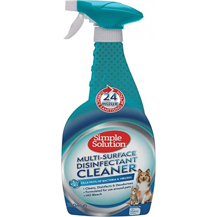 SS Multi Surface Disinfectant Cleaner 750 ml