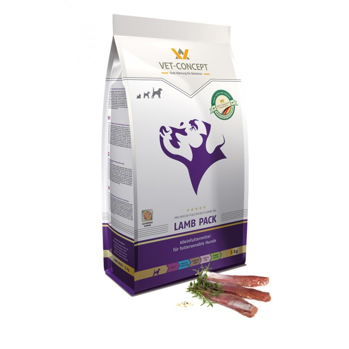 Vet - Concept Lamb Pack 3 kg
