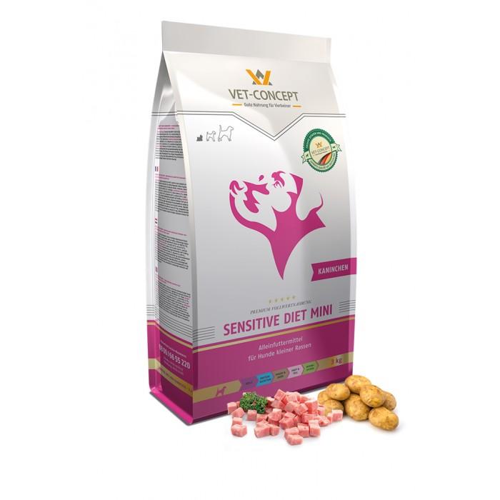 Vet - Concept Sensitive Diet Mini 3 kg