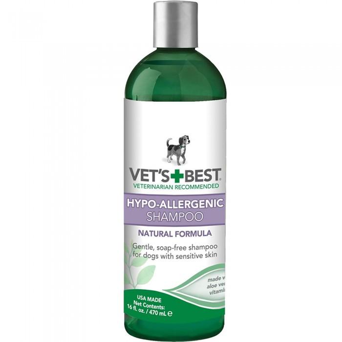 Hypo-Allergeninis šampūnas šunims Vet's Best  470 ml